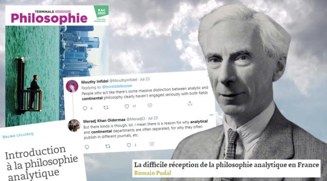La difficile réception de la philosophie analytique en France
